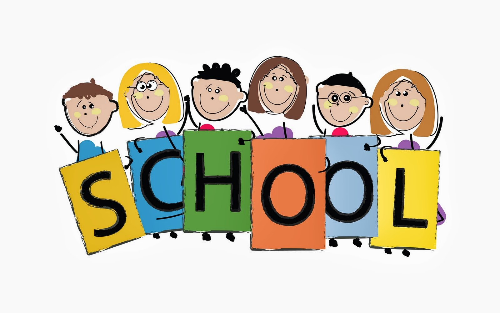 Image result for ready to start school cartoon