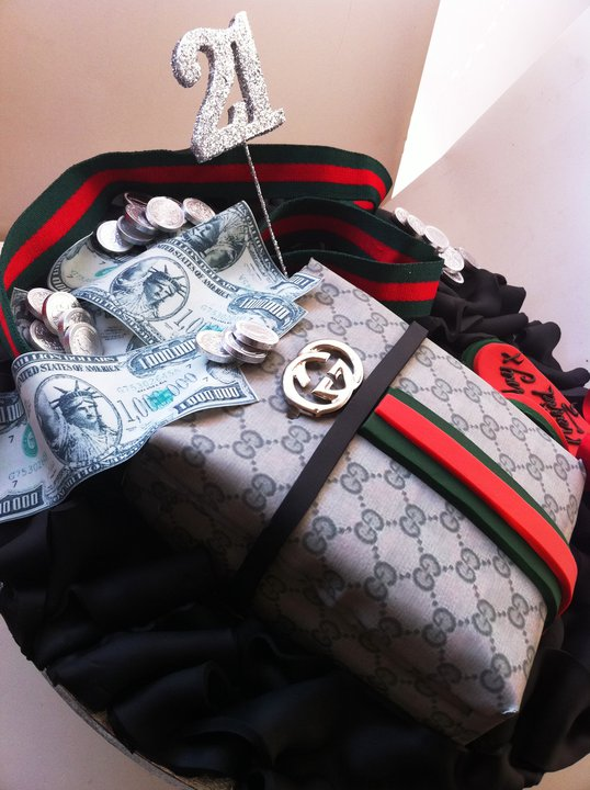 Gucci Bags Of Money