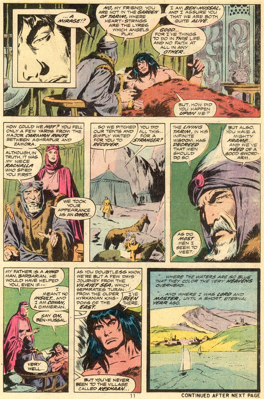 Conan the Barbarian (1970) Issue #39 #51 - English 8