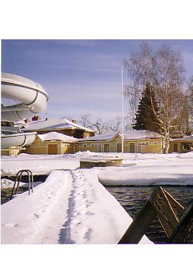 Tervetuloa harrastamaan talviuintia!