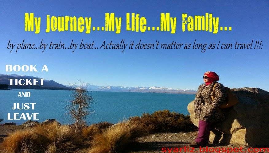 My Journey...My Life...My Family...
