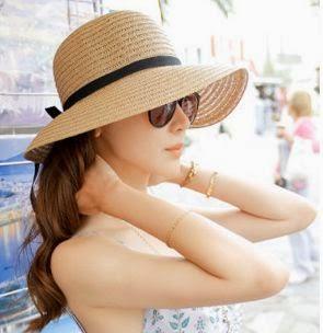 Sombreros de Playa, Modernos Practicos