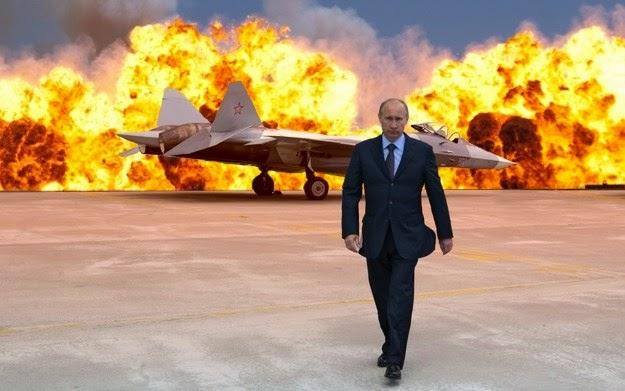 "Putin Issues Feared ""Dead Hand"" Order As Global War Nears"