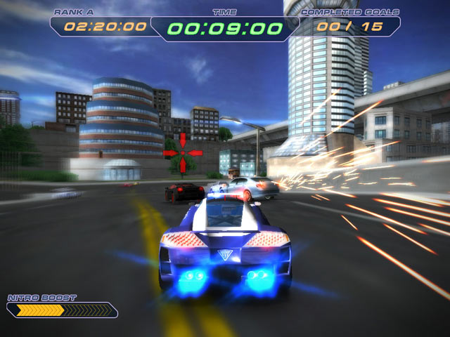 Download Game Police Supercars Racing PC Windows Gratis