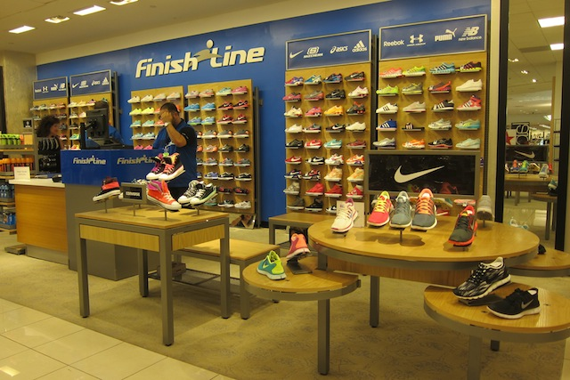 Macy's stores that carry footwear, Finish Line will manage the athletic footwear assortment and inventory beginning in Spring , without the staffing or branding provided in the leased departments.