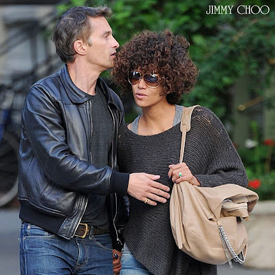 Halle Berry - Jimmy Choo Biker Bag