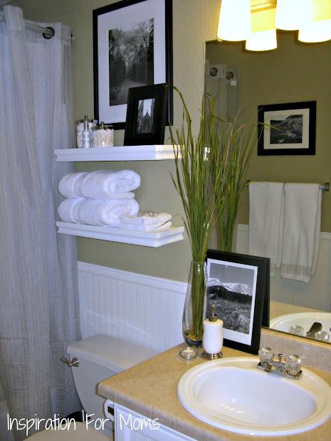 Small Guest Bathroom Decorating Ideas