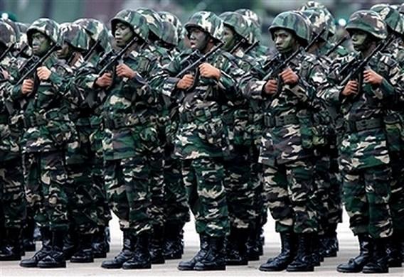 Malaysian soldier army day celebration news