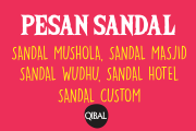 Sandal Wudhu