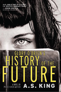 Glory O'Brien's History of the Future--Coming in October!