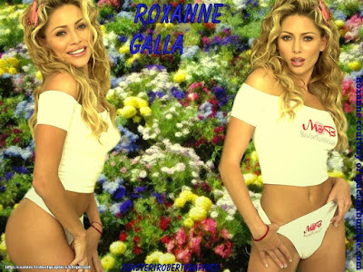 Roxanne Galla Wallpaper