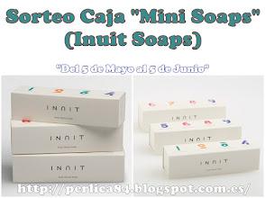 "Sorteo Caja ""Mini Soaps"" (Inuit Soaps)"