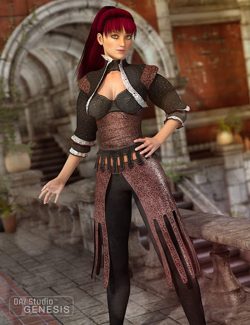Avalon aventure Outfit Textures