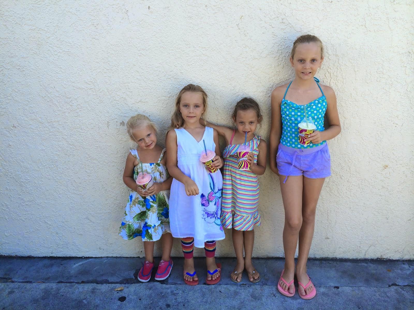 Rossiter Cousins 7/11 free slurpees