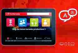 Free Download Red Karaoke for Smartphone Terbaru