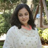 Nitya meenon Latest Photo Gallery in Salwar Kameez at New Movie Opening 26