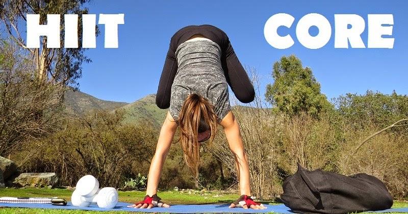 Elena Malova Hiit Core 12 Min Workout