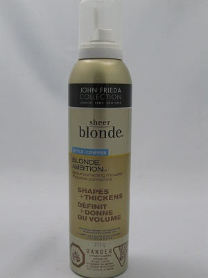 John frieda blonde ambition