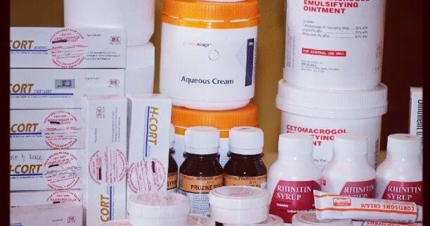 eyelid eczema steroid cream