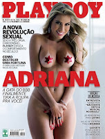 4 Download Revista Playboy Setembro 2011 Adriana BBB11