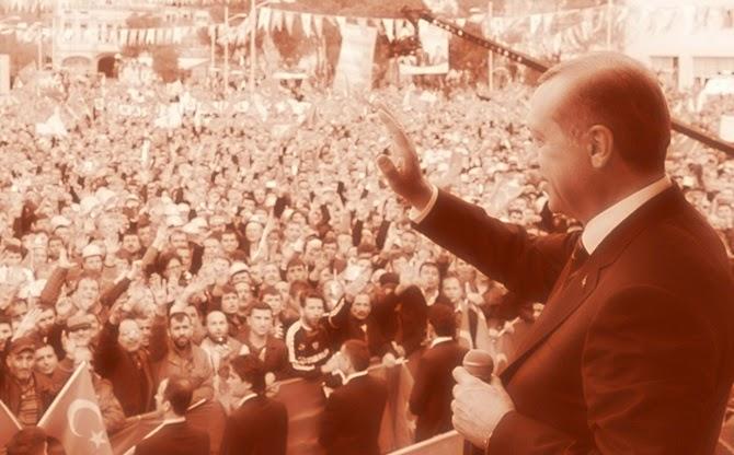 Эрдоган: «Кого-то очень сильно беспокоит прекращение кровопролития в Турции»
