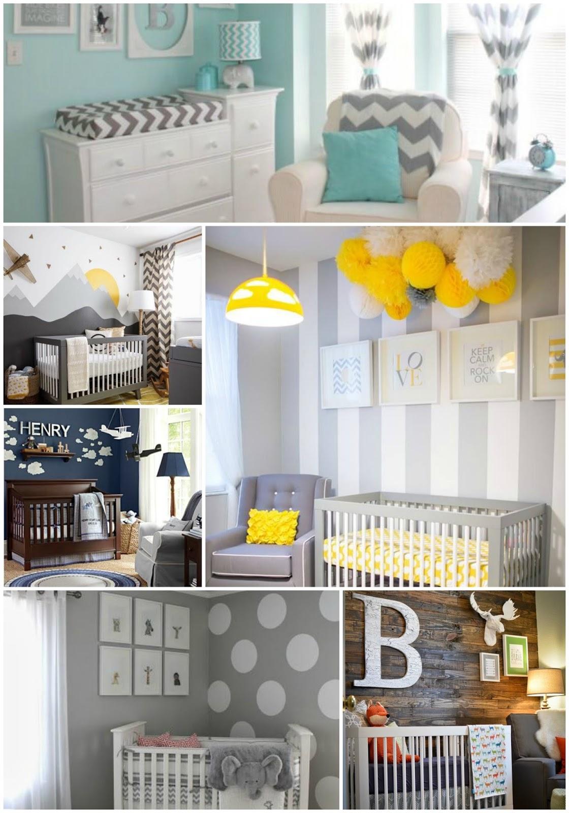 Idee per la cameretta di un neonato mamma non si nasce - Idee per dipingere cameretta ...
