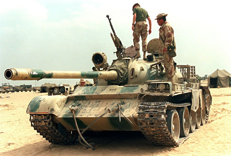 Al-Zarraris Pakistani Main Battle Tank