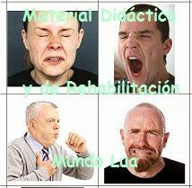 NOVEDAD: Expresiones del rostro