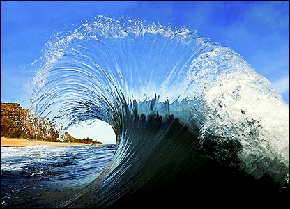 Ocean Wave Fun