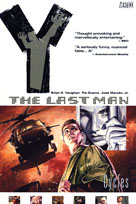 Y: The Last Man Vol 2: Cycles by Brian K. Vaughan