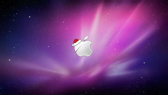 Free Download Merry Christmas Apple Wallpapers for iPhone 5