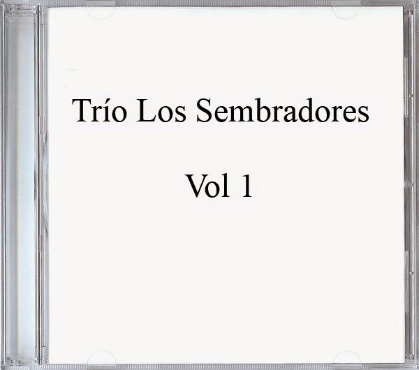 Trío Los Sembradores-Vol 1-