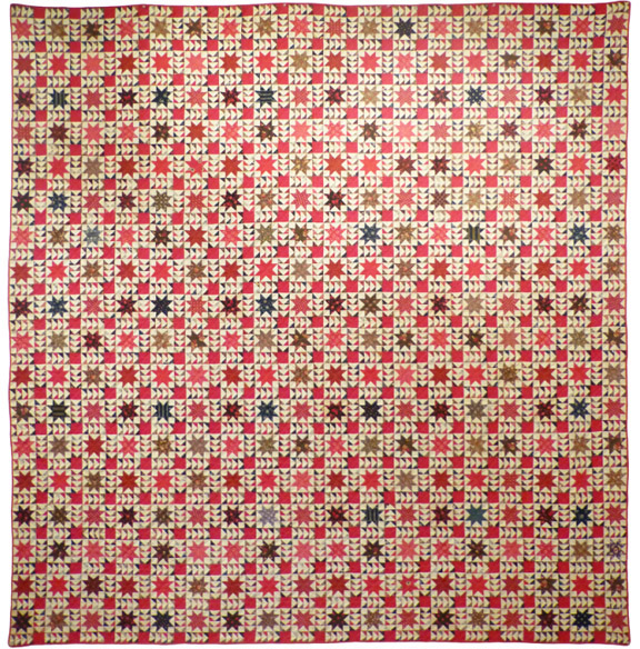 Civil War Quilts Stars In A Time Warp 32 Faded Synthetic