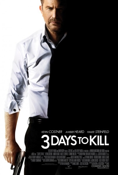 Download Film Terbaru 3 Days To Kill (2014)