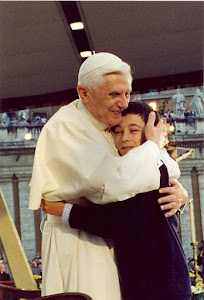 Cem terços pelo Papa