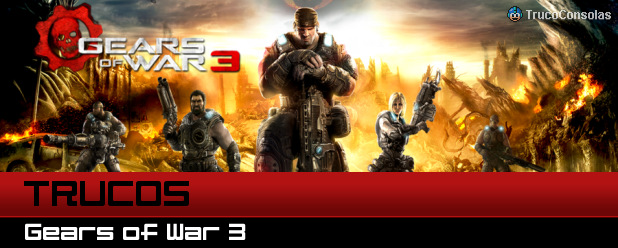 Trucos Gears of war 3