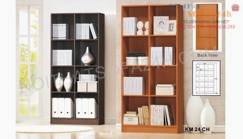 Kệ sách KS011
