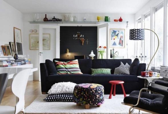 Cara jadikan ruang sempit bilik atau rumah anda lebih luas