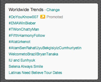 IU dan Eunhyuk Trending Worldwide
