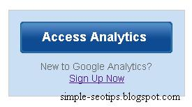 Cara Mendaftar dan Memasang Google Analytics di blog terutama blogspot