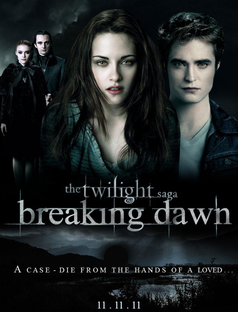 teenager break a movie review twilight 4 breaking dawn