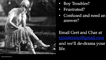 Ask a Spinster!