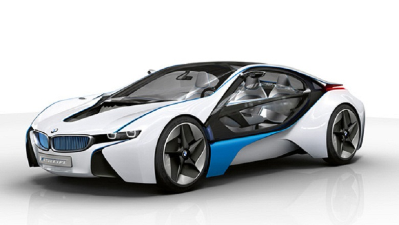 BMW I8 Progressive Sports Car Introduction
