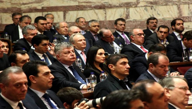 Αφορολόγητο έως το 77% του εισοδήματος των βουλευτών