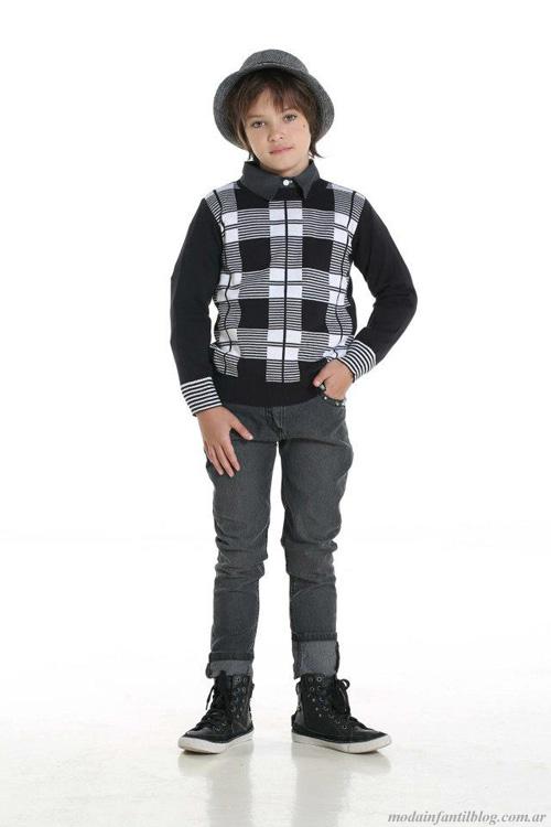 ona saez kids moda infantil invierno 2013