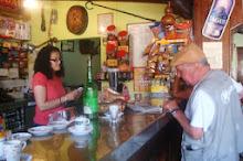 Cafés, pontos de encontro