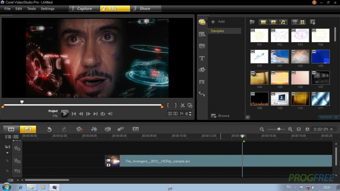 Latest Corel VideoStudio Ultimate 2019 v22.1 Overview Download