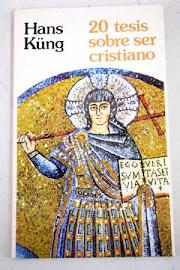 24 TESIS SOBRE SER CRISTIANO - HANS KUNG