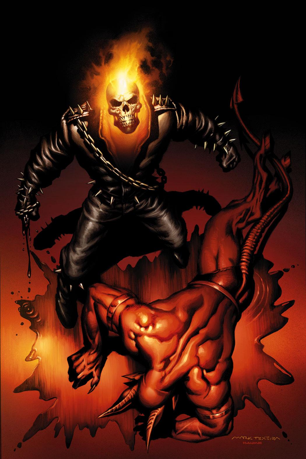 ... Mack: Ghost Rider 2 Spirit of Vengeance - Coming Soon /w HD Trailer