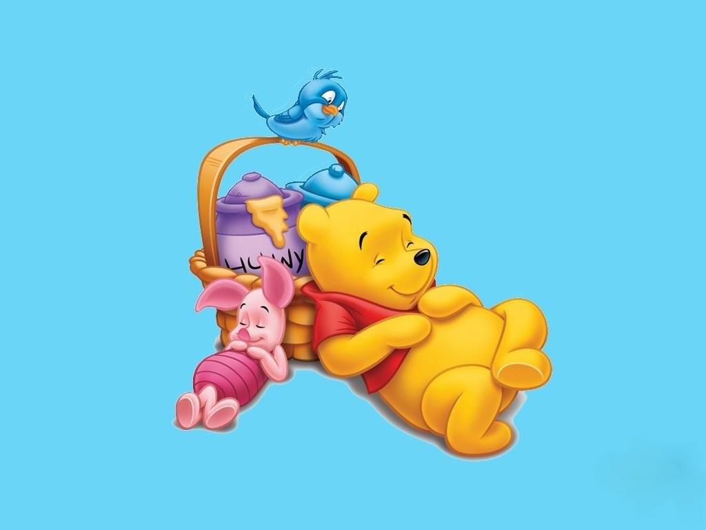 ursinho pooh  Wallpapers HD